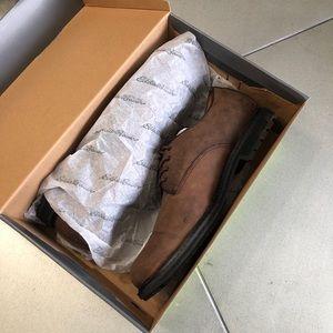 NEW Men's Eddie Bauer Billy Brown Shoes 13